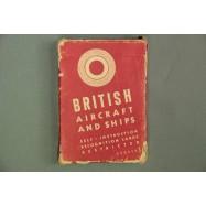 BRITISH AIRCRAFT AND SHIPS...