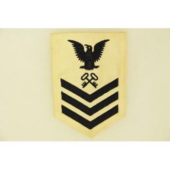Petty Officer 3rd Class Storekeeper