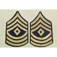 GRADES DE FIRST SERGEANT US...