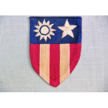 China-Burma-India Theatre of Operations - Fabrication locale