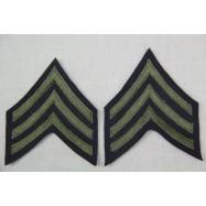 GRADES DE SERGEANT US ARMY...