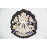 Cameron Highlanders...