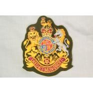 Regimental Sergeant Major...