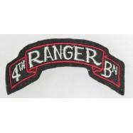 4th RANGER BN US ARMY 2ème GM