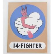 INSIGNE DU 14th FIGHTER...