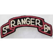 5th RANGER BATTALION...