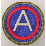 3rd ARMY GREEN BACK 1943