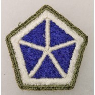 5th ARMY CORPS GREEN BACK 1943
