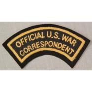 OFFICIAL U.S. WAR...