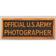 """""""OFFICIAL US ARMY..."""