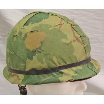CASQUE M1 U.S.M.C. VIETNAM