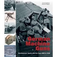 GERMAN MACHINE GUNS 1892 to...