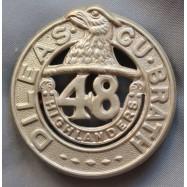 48th HIGHLANDERS OF CANADA....