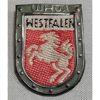 INSIGNE DE JOURNEE WESTFALEN ALLEMAGNE 1933 - 1945