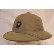 CASQUE TROPICAL M-1940 USMC...