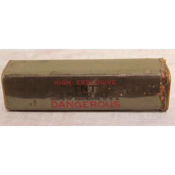 BLOC DE 440 gr. de TNT US ARMY 2e GM