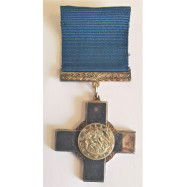 GEORGES CROSS FOR GALLANTRY...